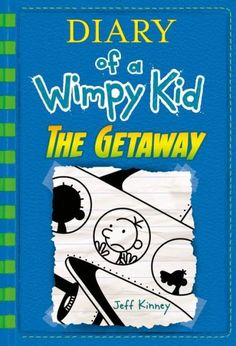 The Getaway (Diary of a Wimpy Kid Series #12)