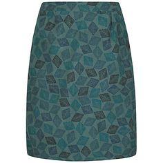 Buy Seasalt Gothal Skirt, Diamond Leaf Cliff from our Women's Skirts range at John Lewis & Partners. Leaf Skirt, Below The Knee Skirt, Line Patterns, Roll Neck, Suede Ankle Boots, Leaf Prints, Leaf Design, Printed Skirts, Sea Salt