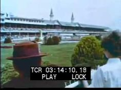Great shots from the 1961 Kentucky Derby. Horses and jockeys included Four and Twenty with Johnny Longden, Flutterby with Hank Moreno, Sherlock with Eddie Ar. Carry Back, Horse Videos, Churchill Downs, Great Shots, Kentucky Derby, Special Events, Crown, Running, Racing