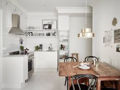 Nordic Interior Design Kitchen - Interior design for small square living space scandinavia vs nordic motivated gray dark styles bedroom boys rectangular how to a with fireplace and tv 2013 scandinavia Interior Design Kitchen, Interior Design Inspiration, Decor Interior Design, Nordic Interior, Kitchen Designs, Room Interior, Interior Decorating, Interior Ideas, Rustic Kitchen