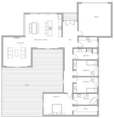 Scandinavian house plans design - House design plans