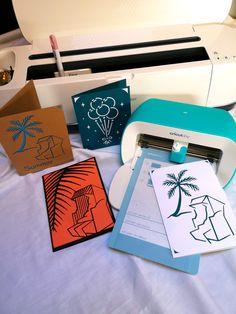 Wie funktioniert die Kartenmatte der Cricut Joy? Wie kann ich meine eignen Designs passend zur Kartenmatte entwerfen? Cricut, Designs, Container, Joy, Paper, Book Folding, Create A Critter, Happiness, Canisters