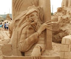 Sand Sculpture (39)