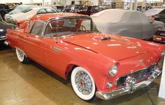 Hemmings Find of the Day – 1956 Ford Thunderbird