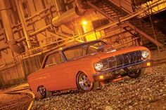 View all photos of '63 Falcon Sprint - Falcon Redefined at