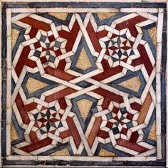 Islamic Patterns, Coin, Islamic Art, Fashion Sketches, Geometry, Mosaic, House, Design, Fashion Sketchbook
