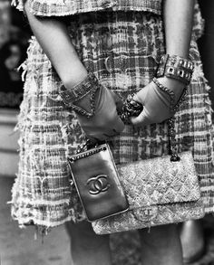 Chanel love. The Streets of New York
