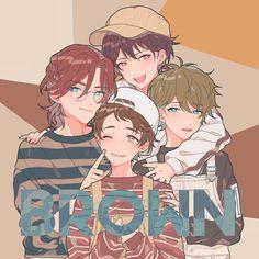 Frances and his Cyrus friends Manga Cute, Manga Boy, Manga Anime, Anime Art, Anime Friendship, Comedy Anime, Handsome Anime, Star Art, Anime Life
