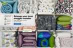 Release your inner snuggle monster  Duvet Covers in every color you could ever want for prices you can afford to change out seasonally...  it makes me smile!!!!!