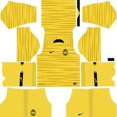 Nike Malaysia Kit 2018 Dream League Soccer Kits 512x512 Url Soccer Kits Football Kits Soccer