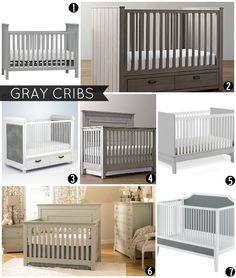 50 shades of grayu2026 cribsbaby mccoys new crib - Gray Baby Cribs
