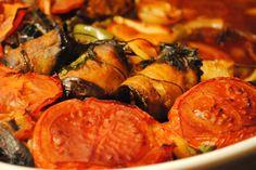 Tepsi Baytinijan #Iraqi #Aubergine #Tomato #MiddleEast