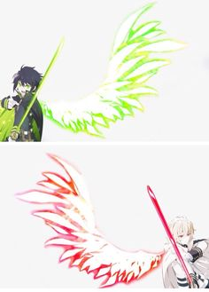 Seraph of the End. Everyone likes Owari no seraph, right?