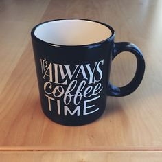 Love these mugs from @Sean Glass McCabe  https://seanwes.com/product/its-always-coffee-time-mug/
