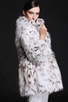 """fursonly: """" http://fursonly.com luxury fur coats manufacturer, high quality trench models fur coats for women ever. Brand customise service welcome. """" www.akleatherware.com"""