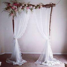Wedding Ceremony Ideas, Wedding Hire, Wedding Table, Diy Wedding, Wedding Church, Wedding Arches, Wedding Vintage, Wedding Beach, Garden Wedding