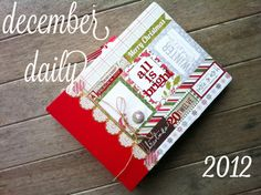 tons of great ideas Stephanie Howell December Daily