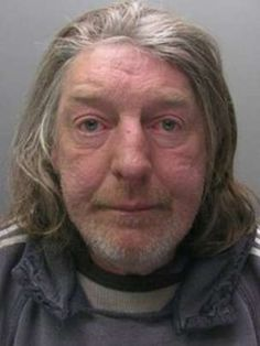 Robert Moore...those eyes look psychopathic!  Where have I seen eyes like those before...mmm