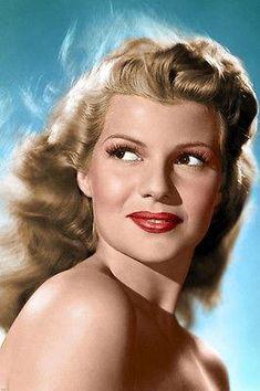 Cinema Sentries — Born on this day: Margot Kidder, Rita Hayworth,. Hollywood Stars, Hollywood Icons, Golden Age Of Hollywood, Hollywood Glamour, Hollywood Actresses, Classic Hollywood, Old Hollywood, Beautiful Celebrities, Beautiful Actresses