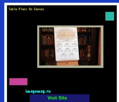 Table Plans On Canvas 192446 - The Best Image Search