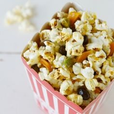 ... Popcorn on Pinterest | Caramel corn, Baby ruth and Salted caramel