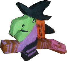 witch pinata make - Google Search