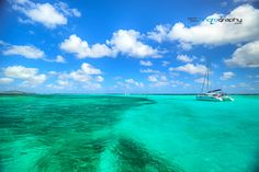 Sailing in the Grenadines at the Tabago Cays #tobagocays #grenadines #caribbeanphotography