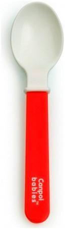 Canpol Baby Ложка canpol пластмассовая гибкая  — 159р. --------- Рекомендуемый возраст: 6мес-2года Детская ложечка для кормления. Изготовлена из прочного поликарбоната. Благодаря округлой формы ложка безопасна и подходит для нежных десен ребенка
