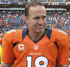peyton manning | Peyton Manning went to college at the University of Tennessee....What started with orange, will end with orange.