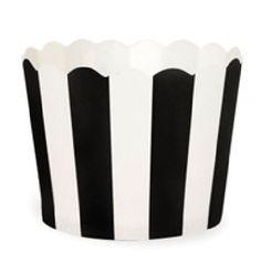 Baking Cups - Black