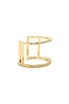 Secrets Untold Gold Rhinestone Ring  ?utm_source=pinterest&utm_medium=social&utm_campaign=swellmayde