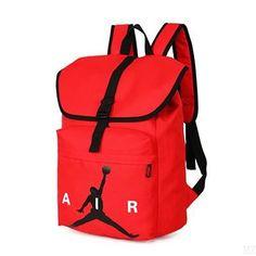 2eb24f0fa914 2016 nike air jordan red backpack