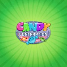 Candy Contraption Slots Logo on Behance