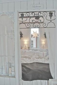 shabby chic #bedroom #interiors #romanti - myshabbychicdecor...