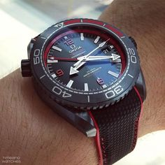 Omega Seamaster Planet Ocean Deep Black - old watches, latest mens watches, classic watches *sponsored https://www.pinterest.com/watches_watch/ https://www.pinterest.com/explore/watches/ https://www.pinterest.com/watches_watch/gold-watches-for-women/ http://www.gq.com/style/watches #Omegawatchforwomen