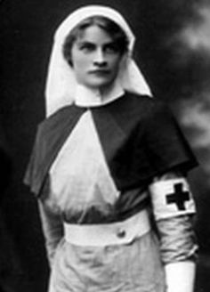 This is Clare Deacon from Tasmania. Clare worked, as a nurse for five years, on the Western Front during WW1 and was awarded the Military Medal (the highest medal for nurses) for bravery and it was pinned on her by King George V at Buckingham Palace. She was also awarded the 1914/15 Star, the British War Medal and the Victory Medal and is listed in the Dictionary of Biography of notable Australians.