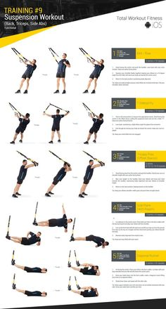Trx suspension training for functional strength session 145 264 resume template instant download best cv template cover letter diy printable ms word design fandeluxe Images