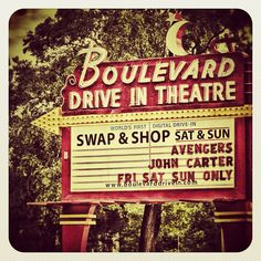 In honor of the 79th anniversary of the opening of the first drive-in movie…