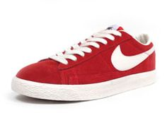 NIKE BLAZER LOW PREMIUM VINTAGE LIMITED EDITION for SELECT