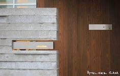 専門家:阿部 直人が手掛けた、表札・インターホン製作(「BOX+庭+BOX」)の詳細ページ。新築戸建、リフォーム、リノベーションの事例多数、SUVACO(スバコ)