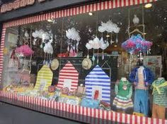 baby store window display - Google Search