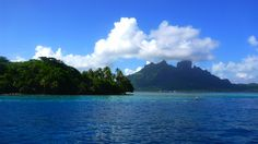 Bora Bora, my kind-a-place. Sail with www.marinfinito.com