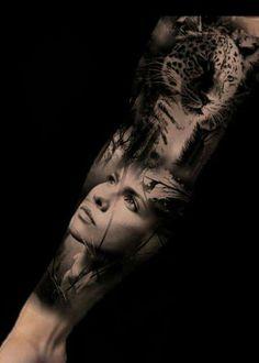 Stairs tattoo life new ideas Tattoo Life, Arm Tattoo, Sleeve Tattoos, Portrait Tattoo Sleeve, Badass Tattoos, Body Art Tattoos, New Tattoos, Arrow Tattoos, Tatoos