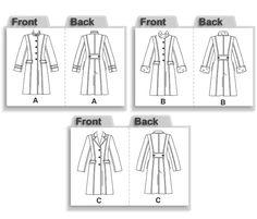 The Great Coat Sew-Along