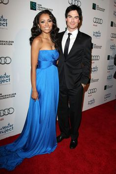 Vampire Diaries Actor and actress dating! :-)
