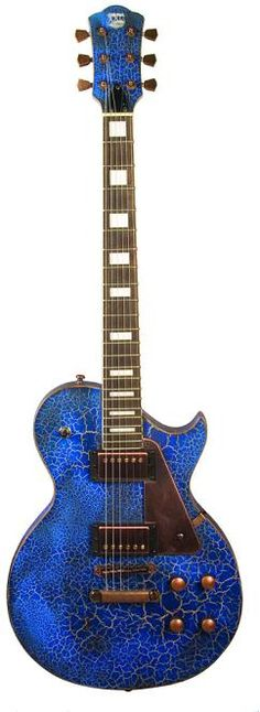 AXL to release Badwater 1216 electric guitar (Guitarsite)