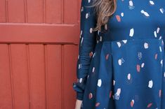 Blouse Oxanne - Anna Rose patterns