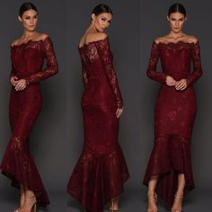 The Marchesa Dress now available in Wine 💃🏽 See more here: https://whiterunway.com/marchesa-dress.html