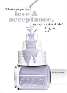 "Essie ~ Wedding Collection 2012 ""Love & Acceptance"""