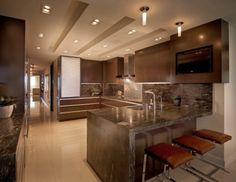Boca Raton Residence by Steven G | HomeAdore